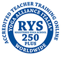 RYS 250 PLUS Accreditated Teacher Training Online
