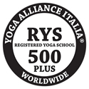 Yoga Alliance Italia RYS 500 Plus