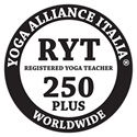 RYT 250 PLUS Insegnante Yoga Registrata